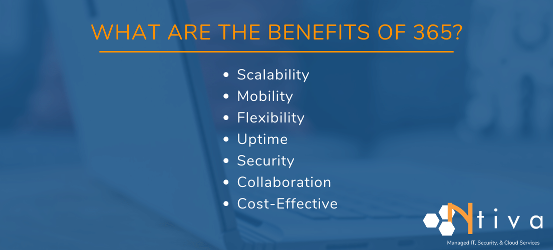 365 Benefits for Business