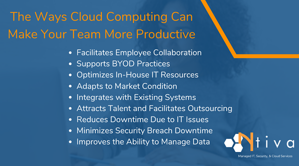 Cloud Computing Makes Your Team More Productive