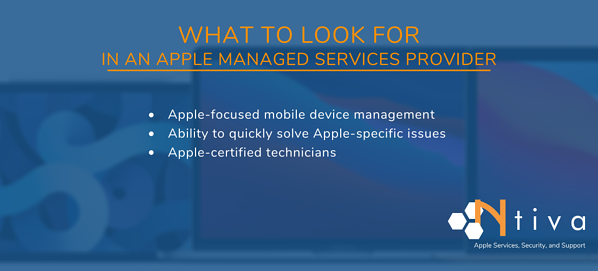 Apple Managed Services Provider