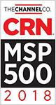 CRN MSP500 2018