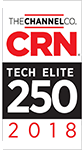 CRN tech elite 2018