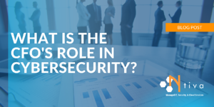 What is the CFO's Role in Cybersecurity?