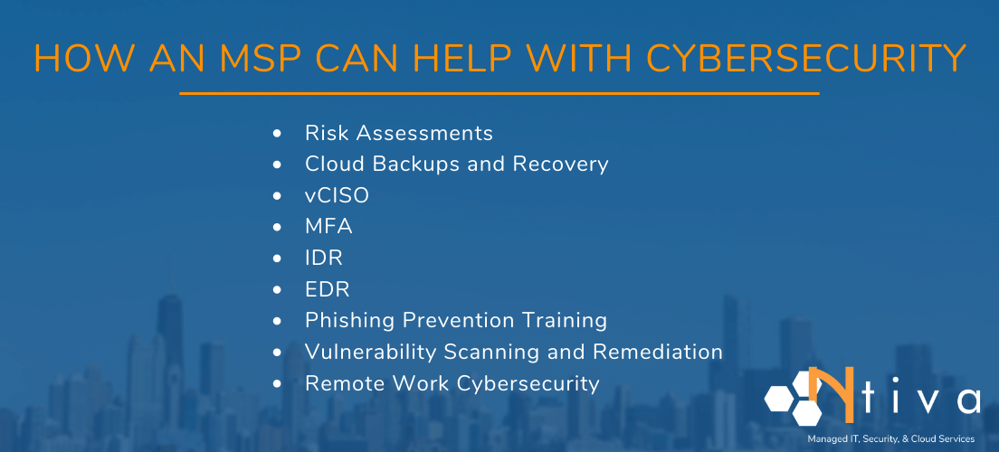 Chicago Cybersecurity List