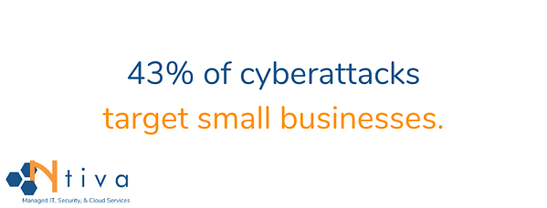 Small business cyberattack