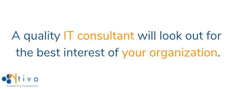Hiring Information Technology Consultant Quote