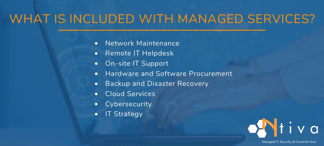 IT Management Services LIST