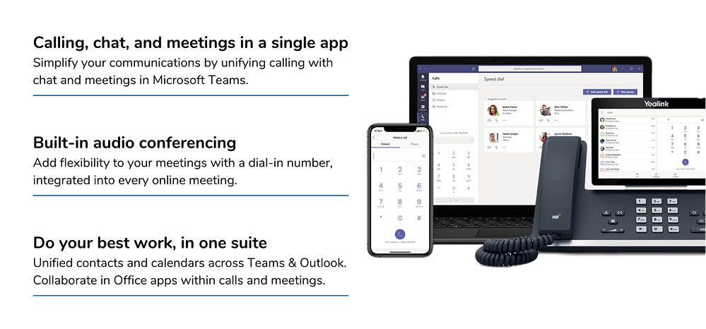 Microsoft Business Voice Replacement
