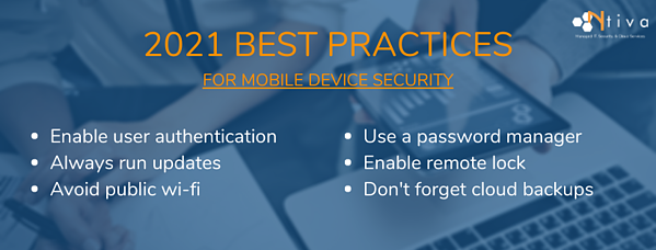 Mobile Device Security Chart-1