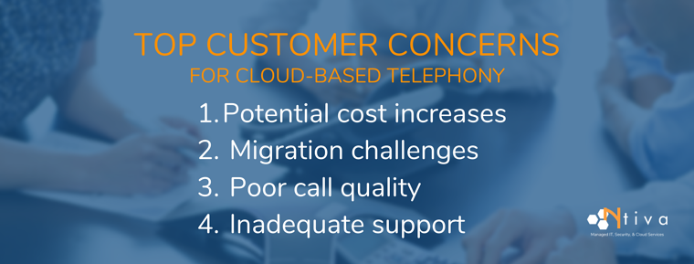 Cloud-based telephony