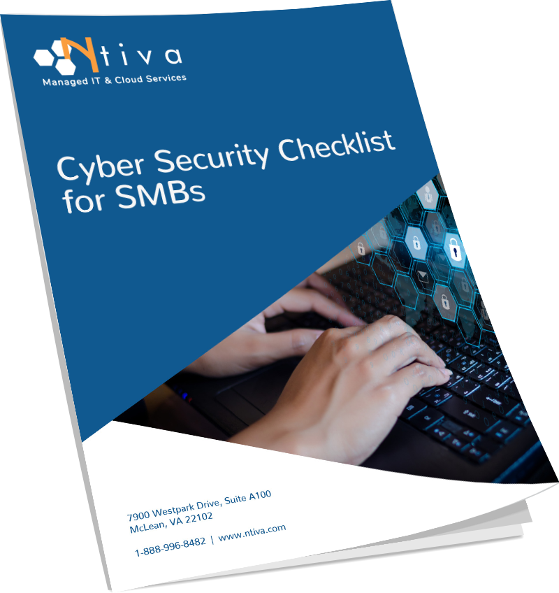 White Paper: Cyber Security Checklist for SMBs
