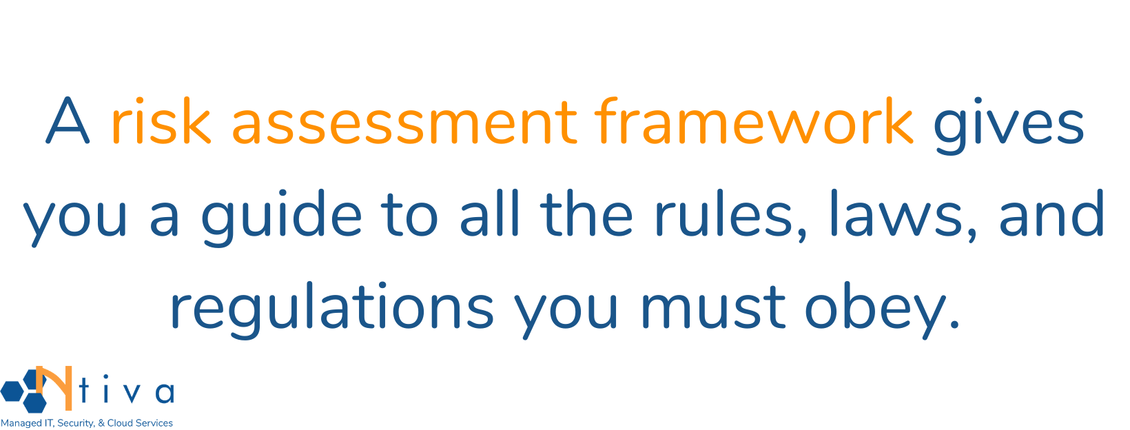 risk assessment framework Quote
