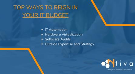 Reign Budget List
