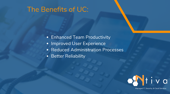 What are the benefits of UC