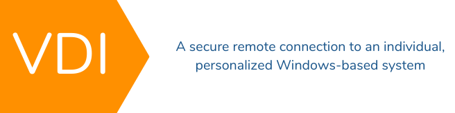 what is vdi image