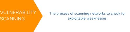 Do I need vulnerability scanning?