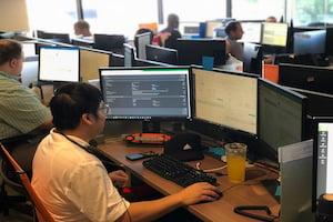 engineer help desk screen