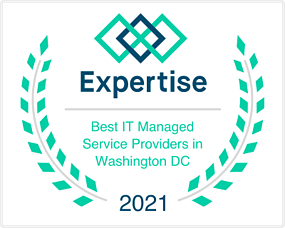 best Managed IT Service Provider award 2021