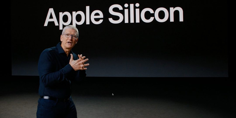 Macs Switching from Intel Chips to Apple Silicon