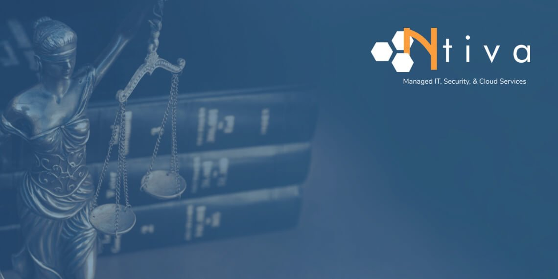 Law Firm Cybersecurity Through Managed IT Services