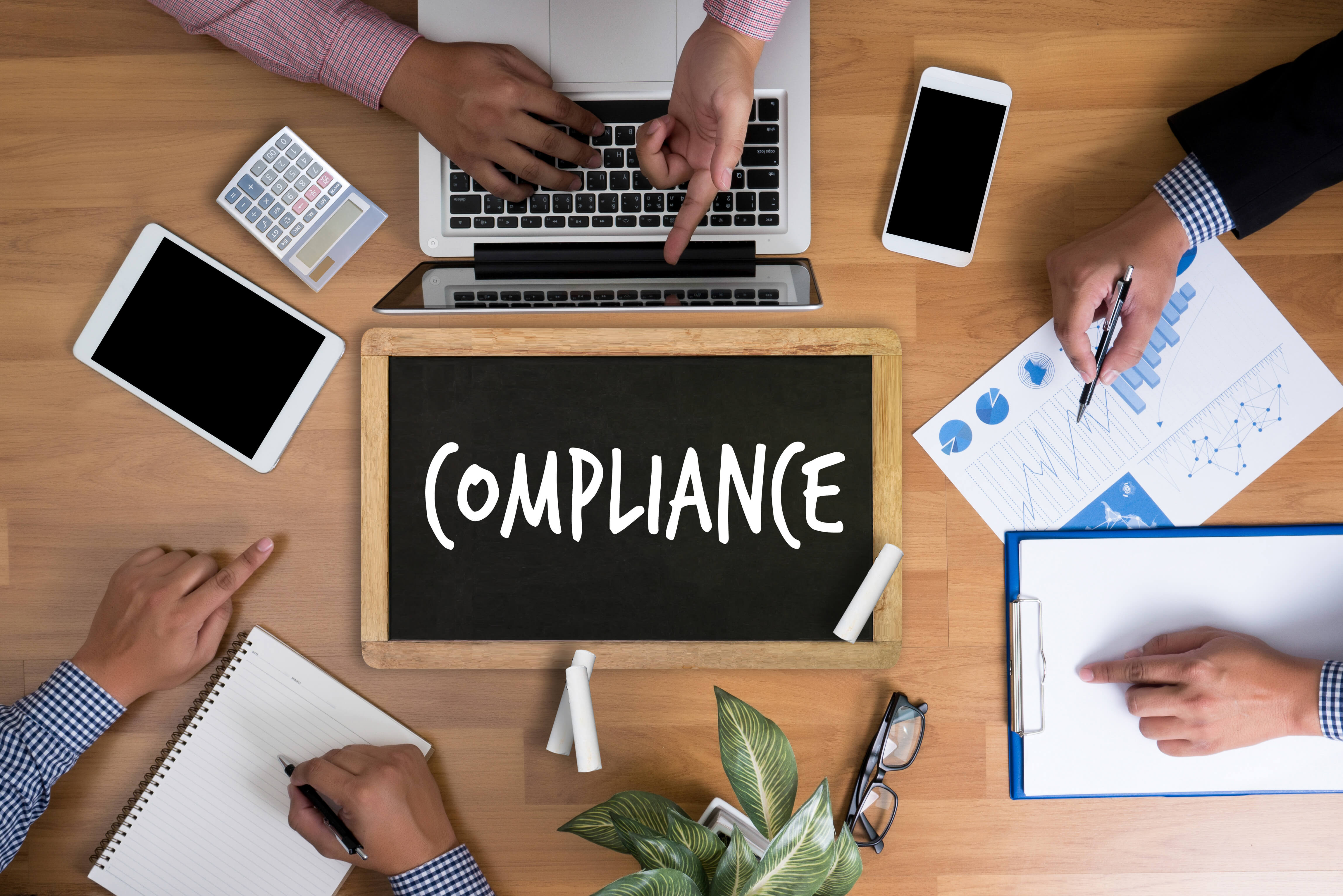 Why Regulatory Compliance Is Only Part of Cyber Security
